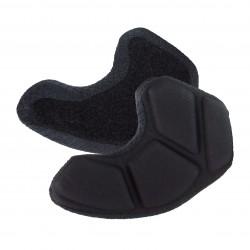 Schutt Z10 Q10 Stabilizer Jaw Pads (protection machoire pour casque Schutt)