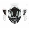 Pack de Jaw Pads gauche et droite Riddell SpeedFlex Gonflable Face Frame Pads