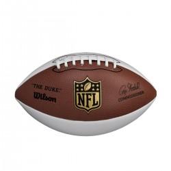 Ballon Wilson NFL Autographe