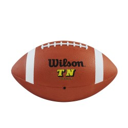 Ballon de football américain Wilson TN Official Rubber Football
