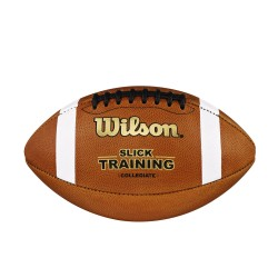 Ballon de football americain Wilson Slick Training