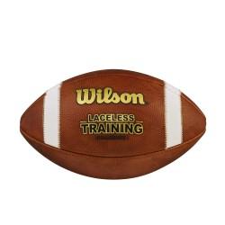 Ballon de football americain Wilson Laceless Training