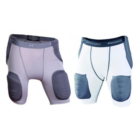 Boxer short 5 protections intégrées