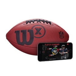 Ballon Connecté Wilson X