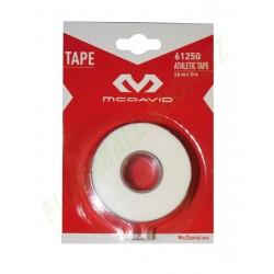 Bande adhésive rigide de couleur, Tape McDavid 3.8cmX10m