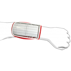 Playmaker Wristband simple vue Cutters