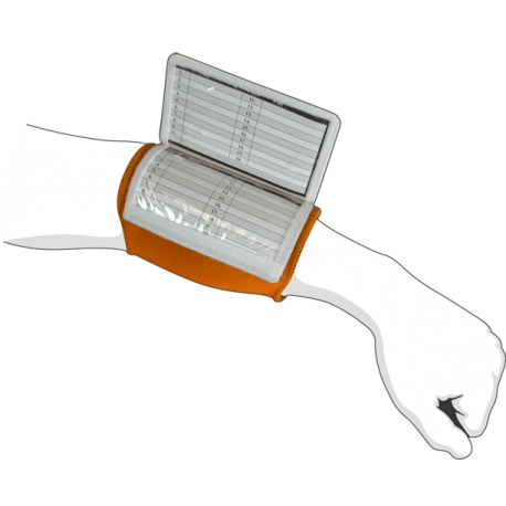 Playmaker Wristband Triple vue Cutters