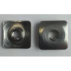 T-Nut 1/8 Schutt écrou 0.31 cm pour attache pression et TPU Schutt