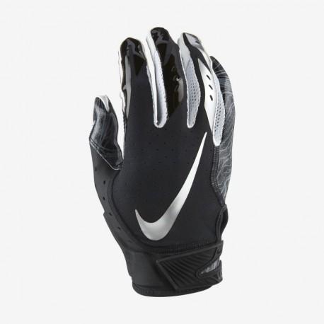 Gants de football américain Nike Vapor Jet 5.0 noir