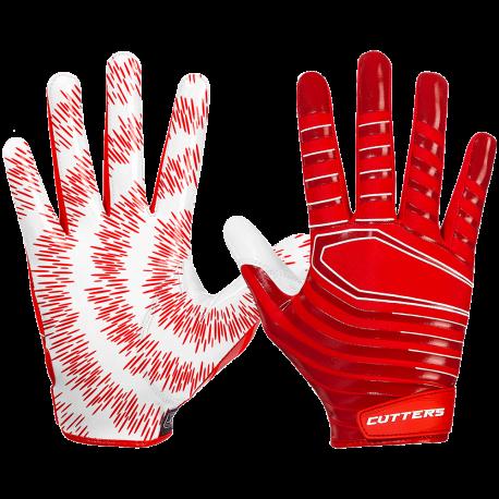 Gants de football américain Cutters S252 REV 3.0