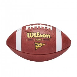 Ballon de football américain Wilson NCAA 1005 TRADITIONAL