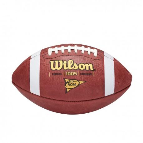 Ballon de football américain Wilson NCAA 1005 TRADITIONAL