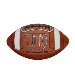 Ballon de football américain Wilson NCAA GST PRIME