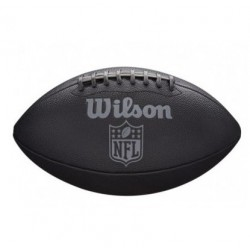 Ballon Wilson NFL Jet Black Official Size