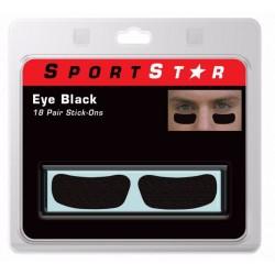 Pro Style Eye Black (18 paires)