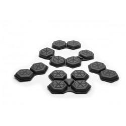EPIC Varsity Comfort Pads (Mousse de confort pour casque Xenith EPIC et EPIC+)