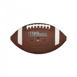 Ballon de football américain Wilson composite K2 PEE-WEE