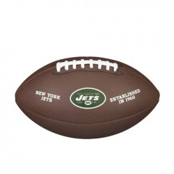 Ballon Wilson NFL Licensed New York Jets
