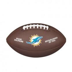 Ballon Wilson NFL Licensed Miami Dolphins