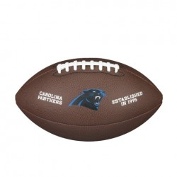 Ballon Wilson NFL Licensed Carolina Panthers