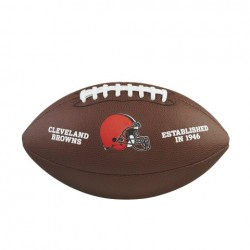Ballon Wilson NFL Licensed Cleveland Browns