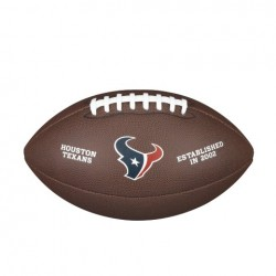 Ballon Wilson NFL Licensed Houston Texans