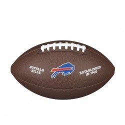 Ballon Wilson NFL Licensed Buffalo Bills