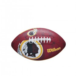 Ballon Wilson NFL Team Logo Junior Washington Redskins