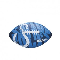 Ballon Wilson NFL Team Logo Junior Colts D'Indianapolis