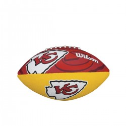Ballon Wilson NFL Team Logo Junior Chiefs Kansas City