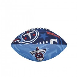Ballon Wilson NFL Team Logo Junior Titans Tennessee