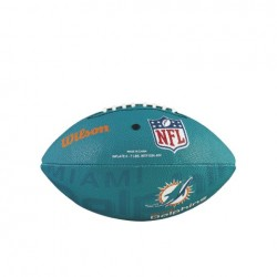 Ballon Wilson NFL Team Logo Junior Dolphins Miami