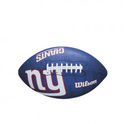 Ballon Wilson NFL Team Logo Junior Giants New-York