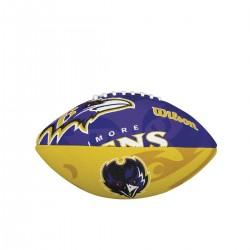 Ballon Wilson NFL Team Logo Junior Ravens Baltimore