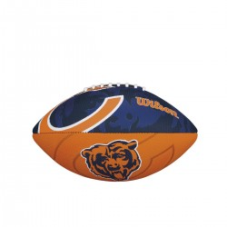 Ballon Wilson NFL Team Logo Junior Bears Chicago