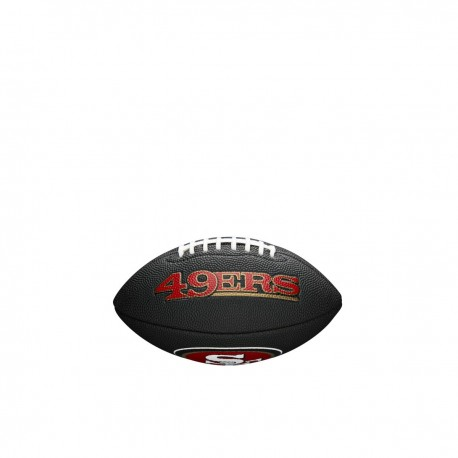 Ballon Wilson NFL Team Soft Touch San Francisco Forty Niners