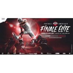 Place pour la finale Elite 2019