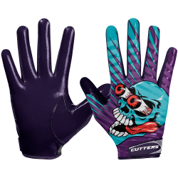 Gants Cutters S252 REV 3.0 Limited Edition BLUE FACE