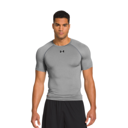 T-Shirt Compression Under Armour Heat Gear manche courte