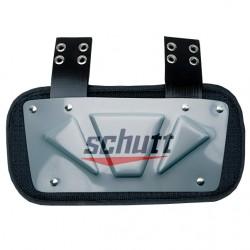 Schutt Varsity Back Plate, protection du bas du dos pour epaulière de football americain