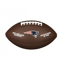 Ballon Wilson NFL Licensed New England Patriots
