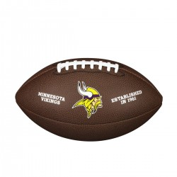 Ballon Wilson NFL Licensed Minnesota Vikings