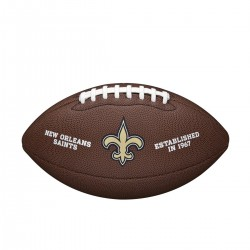 Ballon Wilson NFL Licensed New Orleans Saints