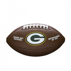Ballon Wilson NFL Licensed Green Bay Packers