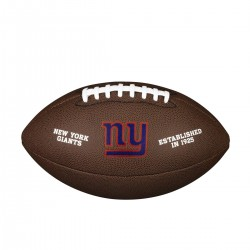 Ballon Wilson NFL Licensed New York Giants