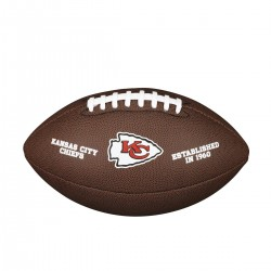 Ballon Wilson NFL Licensed Kansas City Chiefs
