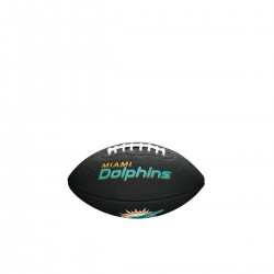 Ballon Wilson NFL Team Soft Touch Miami Dolphins