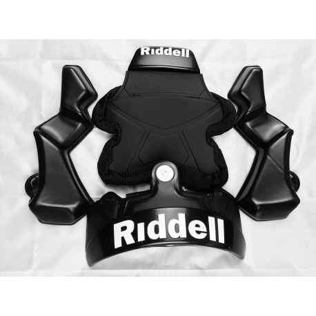 Riddell SpeedFlex Black Out Package