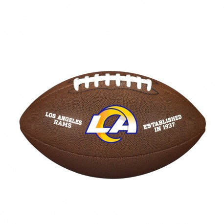 Ballon Wilson NFL Licensed Los Angeles Rams