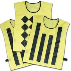"""Sideline Official Pinnies(chasuble pour """"chaineurs"""")"""
